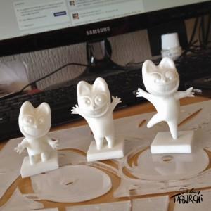 Une impression 3D par Crea3Dprint.com !