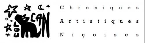 Marque et logo Lou Can - Chroniques Artistiques Niçoises