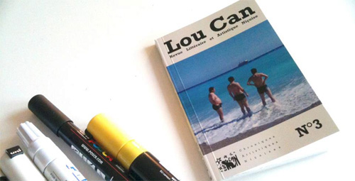 Lou Can 3 sur le thème de la Vague