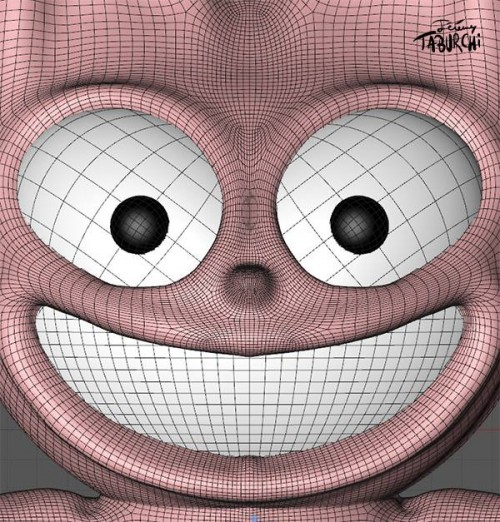 Le Chat Rose en 3D par le studio créatif Media 377