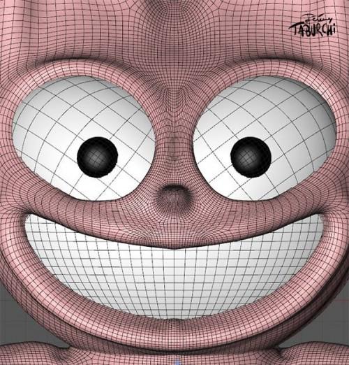 Le Chat Rose en 3D par le studio créatif Media 377