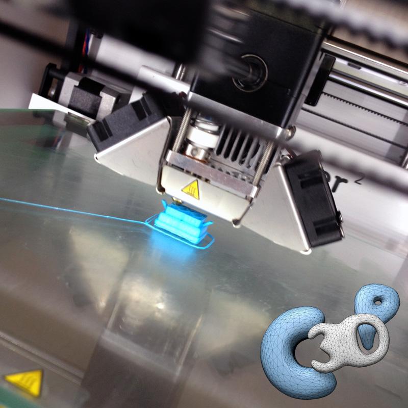 Crea3Dprint.com le site dédié à la création, la modélisation et l'impression 3D.